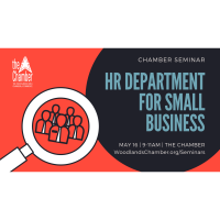 The Woodlands Area Chamber of Commerce Hosts Human Resources Seminar for Small Businesses on May 16