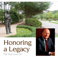 The Woodlands Area Chamber Recognizes George P. Mitchell's 100th Birthday