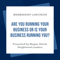 Learn How to Work Smarter, Not Harder at The Woodlands Area Chamber's Membership Luncheon October 23