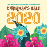 Hula on Over to The Woodlands Area Chamber of Commerce's 2020 Chairman's Ball on August 15!
