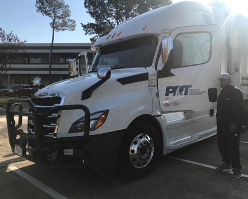 """Coming to Premier Refrigerated Transport was the BEST move I could've made in my trucking career."""