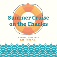 Summer Cruise on the Charles