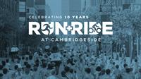 Run + Ride at CambridgeSide