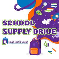 CambridgeSide Teams with  East End House for School Supply Drive