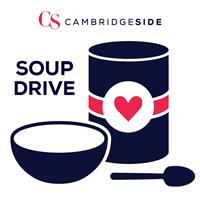 CambridgeSide to Host Soup for the Soul Donation Drive for The Salvation Army in Cambridge