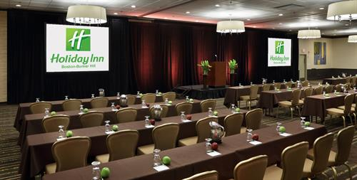 9,700 square feet of meeting & event space