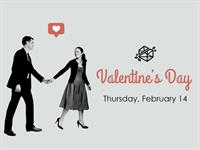 Valentine's Day at Glass House