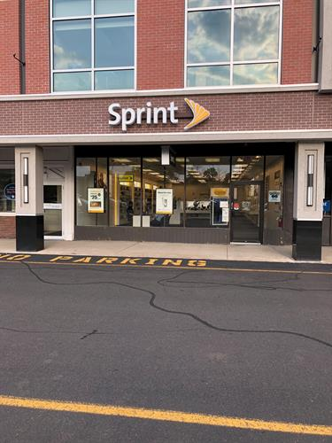 NEW Sprint Store at Fresh pond mall