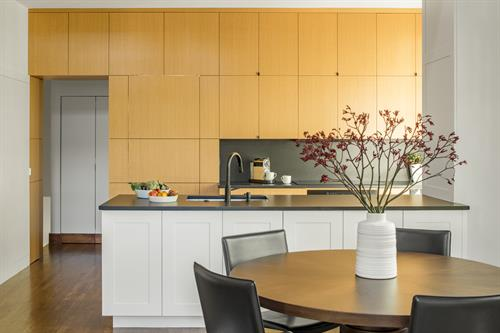 Residential Renovation, Photo by Sean Litchfield