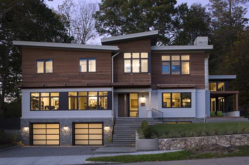 Residential New Construction, Photo by Greg Premru