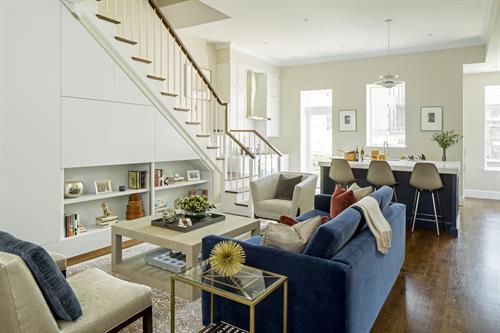 Interior Design, Photo by Sean Litchfield