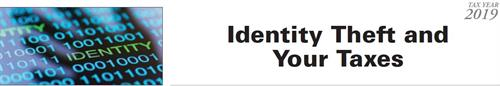Identity Theft & Your Taxes - Want more info?  irene@iw-cpa.com
