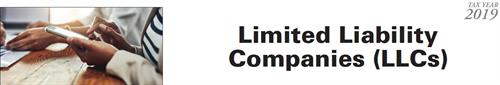 LLCs - Limited Liability Companies - Want more info?  irene@iw-cpa.com