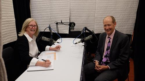 Our CEO, steve Bagshaw, in an interview with NPR's Dr. Moira Gunn for BioTech Nation