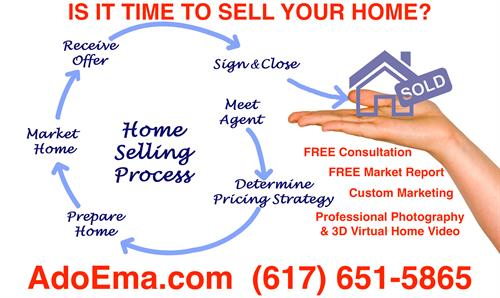 Home Selling Process - home selling is what we do best!