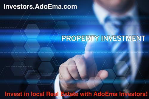 Local Equity Investments -  Local Real Estate Investment Management!