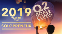 The Year of the Solopreneur: Q2 Goals Clinic