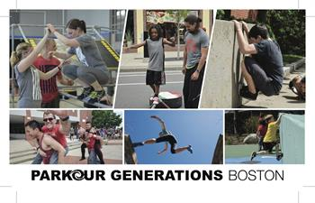 Parkour Generations Boston