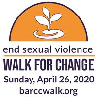 Walk for Change to End Sexual Violence