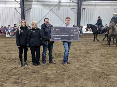 Thank you Chevy Canada, Participaction and the Mane Event