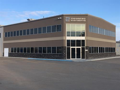 Enhanced Engineering (E2) Consulting Ltd. - Lloydminster Head Office