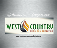 West Country Pump and Filtration Ltd. Logo