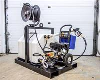 Pressure Washer Skid Units