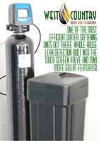 Residential Water Softening Units