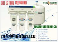 Residential Under the Sink Reverse Osmosis Systems
