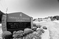 Orrville Christian Church, where Jesus offers help for today and hope for tomorrow!