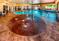 Pool, Whirlpool and Splash Pad... perfect for a birthday party or just relax