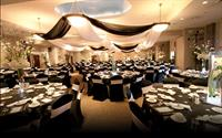 Galaxy Grand Ballroom, can seat up to 500 people