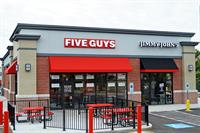 Five Guys-Jimmy Johns