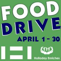 April 2021 Food Drive