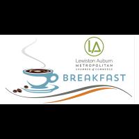 June 2019 LA Metro Chamber Breakfast at Poland Spring Resort