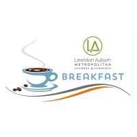 August 2020 LA Metro Chamber of Commerce Breakfast at Auburn-Lewiston Airport!