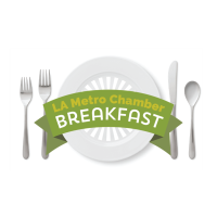 LA Metro Chamber September 9th IN-PERSON Breakfast ~ Arts as an Economic Driver hosted by the Hilton Garden Inn Auburn Riverwatch