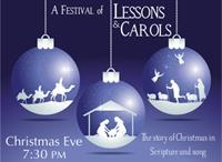 Christmas Eve Lessons & Carols