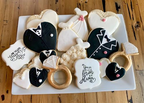 Wedding Cookies Sets