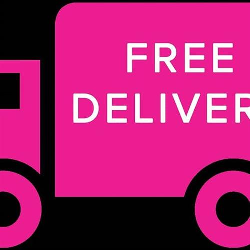 Free Delivery in L/A!