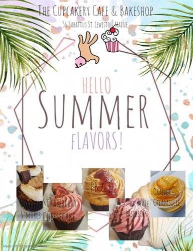 Seasonal Summer Flavors