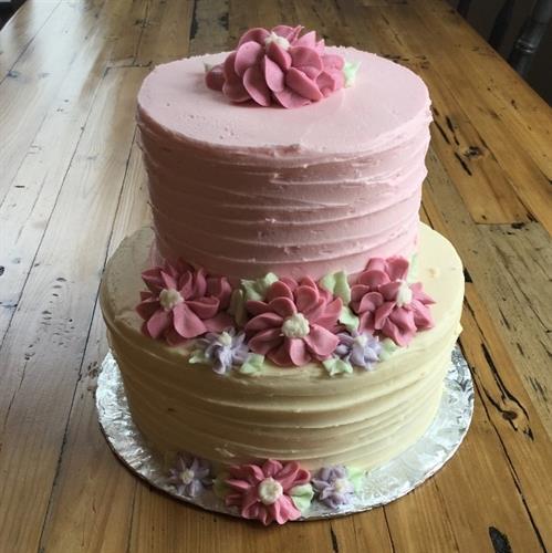 Special Order Buttercream Cake