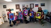 Mother's Day Paint Party
