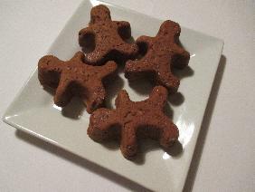 Gingerbread Cookie in Gingerbread Cookie Shape