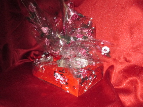 Roses Gift Wrap