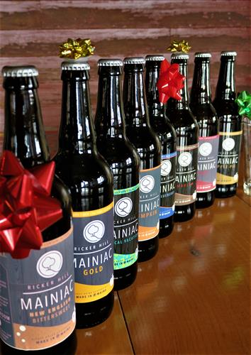 A Mainiac Hard Cider for every season
