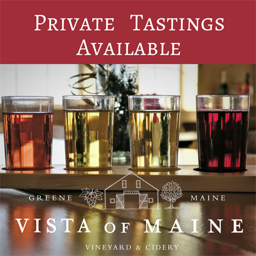 Private Tastings Available