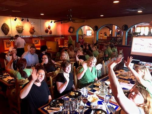 Celebrating our CNA's!