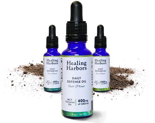 Full Plant Daily Defense Oils