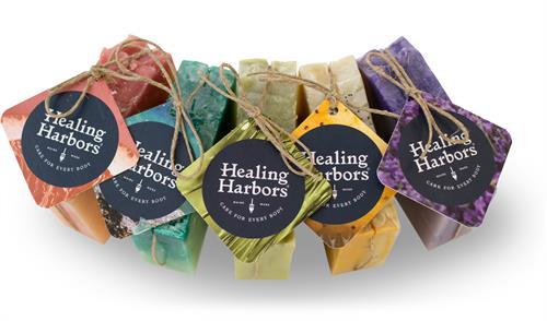 CBD Infused Handmade Soaps